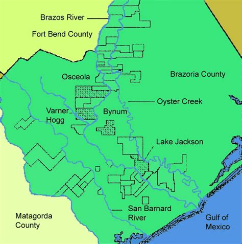 jackson county texas map lake jackson