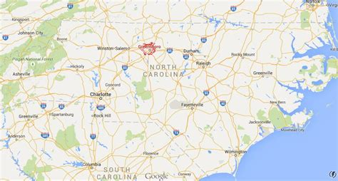 greensboro carolina map where is greensboro on map carolina world easy guides