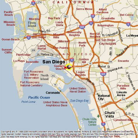 san diego county map san diego county freeway map