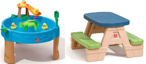 step2 duck pond water table kohls kohl s step2 duck frog pond water table only 25 64