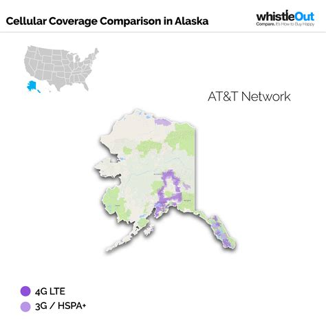 us cellular coverage map usa best cell phone coverage in alaska whistleout