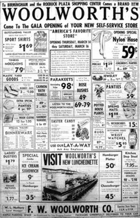 Newspaper Food Sections by 1000 Images About Retro Woolworth S On Denver