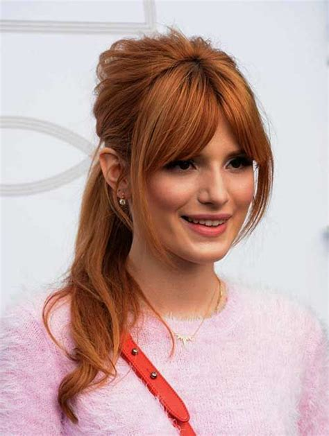 pictures of middle part bangs best 25 middle part bangs ideas on pinterest middle