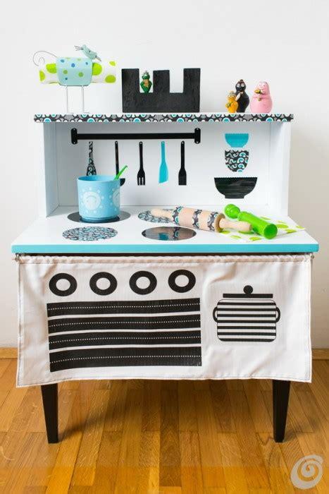 cucine giocattolo fai da te riciclo la cucina giocattolo casa e trend