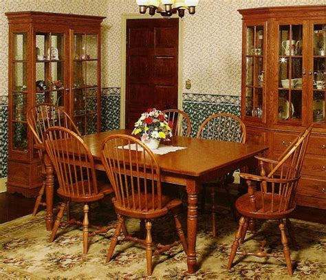 Early American Dining Room Furniture Amish Early American Classic Dining Room Chair
