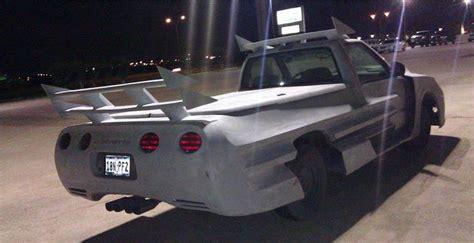corvette truck camaro corvette truck is a horrible hack