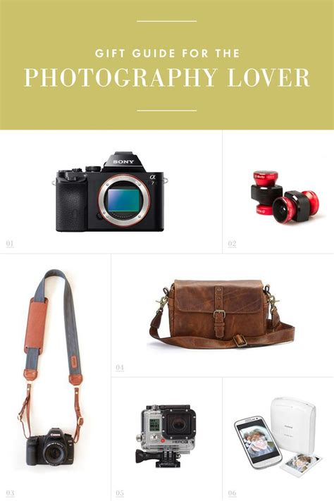 gifts for photography lovers best 25 photography gifts ideas on pinterest diy photo