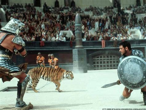 gladiator new film world of the future homosexuality becomes ordained and