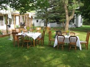Small Backyard Wedding Ideas Triyae Ideas For A Small Backyard Wedding Various Design Inspiration For Backyard
