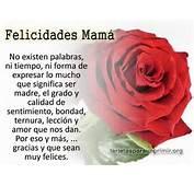 Tarjetas Y Mensajes Para El Dia De La Madre Imagenes Dedicar