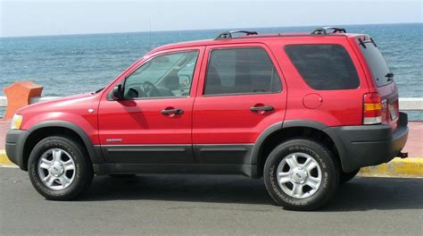 2001 Ford Escape by 2001 Ford Escape Information And Photos Momentcar