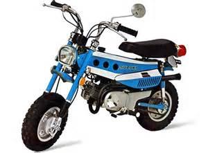 Suzuki Mt50 Trailhopper Suzuki Models 1972 Page 2