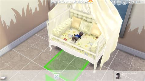 sims 4 baby custom content sims 4 cc download sweet dreams nursery furniture set