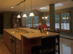 kitchen island sink 17 best ideas about kitchen island sink on