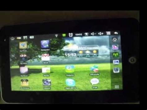tutorial android tablet como instalar aplicaciones coby kyros video tutorial