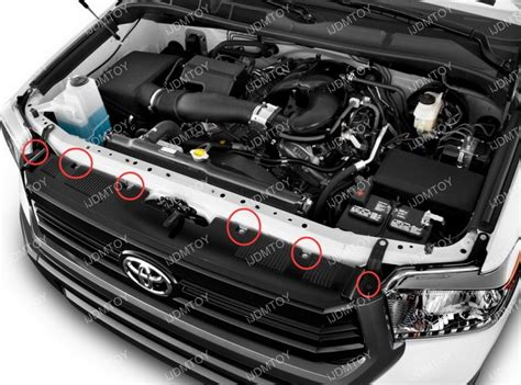 how to install a led light bar how to install toyota tundra led light bar system