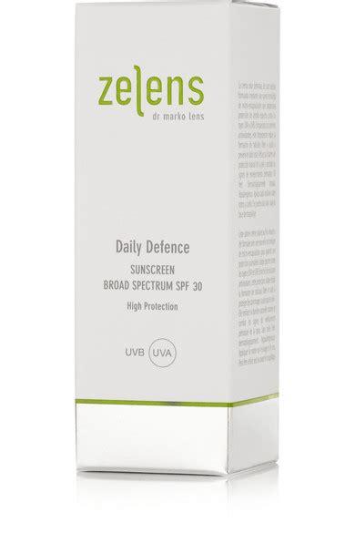 Zelens Daily Defense Sunblock zelens daily defence sunscreen broad spectrum spf30 50ml net a porter