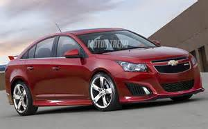 chevy cruze ss anyone gm also considering quot four door