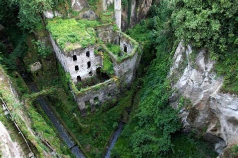 mysterious abandoned places abandoned mill sorrento italy 15 most mysterious and