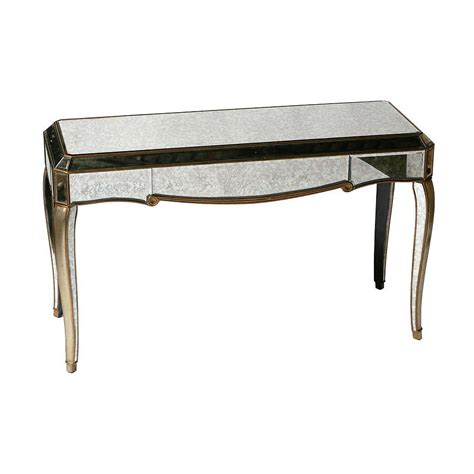 Venetian Console Table Antiqued Venetian Console Table By Out There Interiors Notonthehighstreet