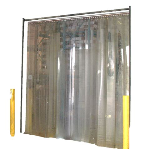 vinyl strip curtains doors coldpoint insulated panels doors