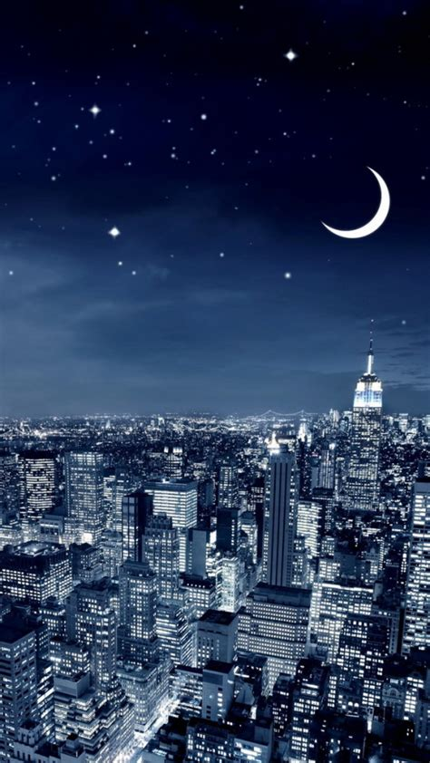 wallpapers for iphone 5 new york new york city crescent moon wallpaper free iphone wallpapers
