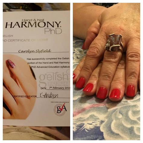 Nail Courses by Phd Courses With Nail Harmony Uk Nail From