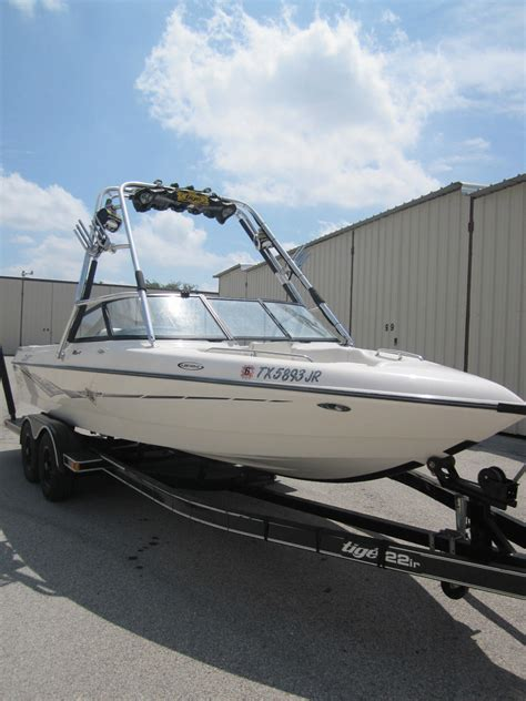 tige boats hp tige 22i type r 2001 for sale for 6 000 boats from usa