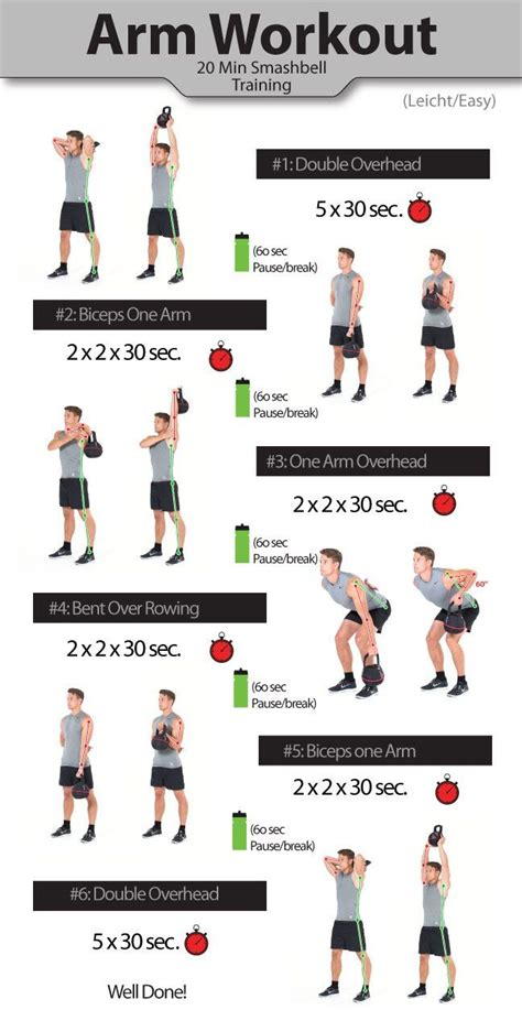 arm workouts for get bigger arms health and