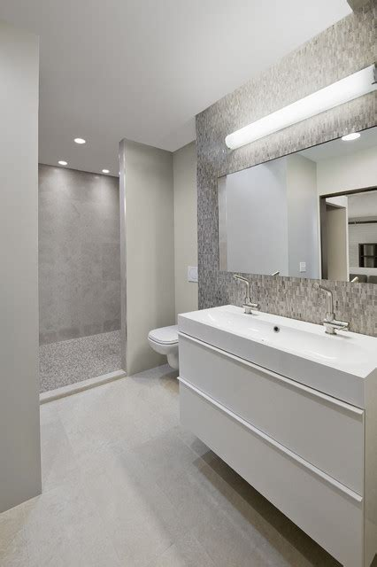 sleek bathroom design sleek modern bathroom contemporary bathroom boston