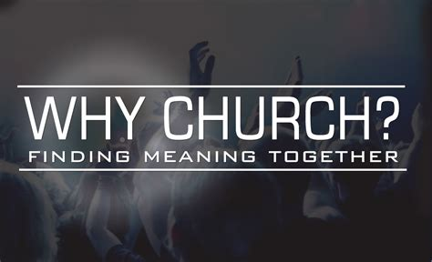 why people leave church