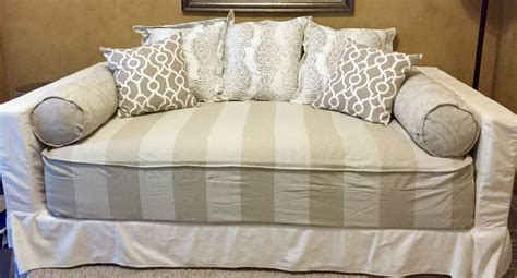 Fitted Daybed Covers Fitted Daybed Cover With Cording Piping In Xl And