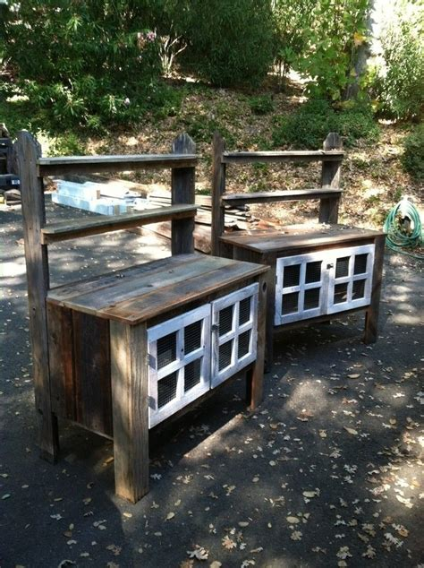 potting bench with cabinet 69 best images about potting benches on pinterest