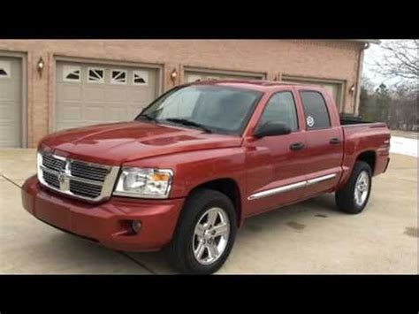dodge dakota 2008 for sale 2008 dodge dakota laramie 4x4 17k for sale see www