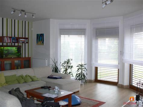 raffgardinen wohnzimmer raffrollo wohnzimmer haus ideen