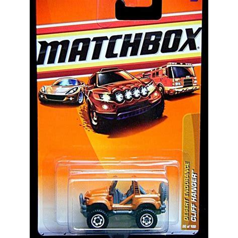 Matchbox Cliff Hanger Hijau matchbox cliff hanger 4x4 rock climber buggy global diecast direct
