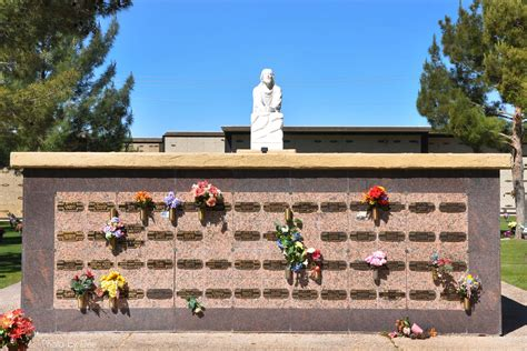 columbariums options mountain view funeral home and