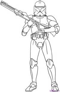 Clone Wars Coloring Pages wars pictures to color wars the clone wars