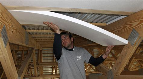 Foam Insulation Ceiling Panels the difference between polyisocyanurate eps and xps foam