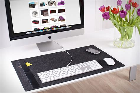How To Make A Desk Pad by Gear Office Uncrate