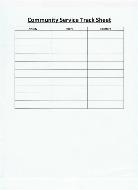 Service Hours Log Sheet Printable community service hours worksheet free worksheets library and print worksheets free