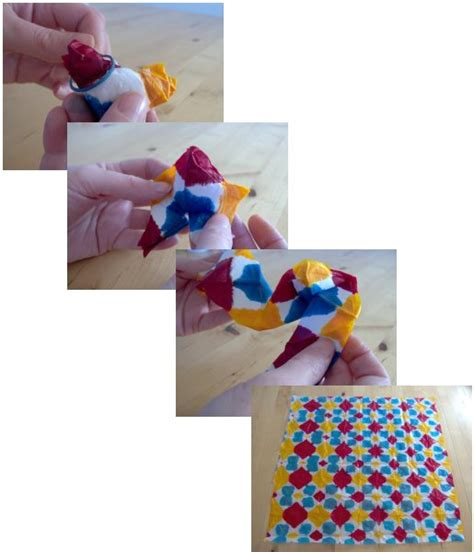 Things You Can Make With Tissue Paper - things to make and do tie dye tissue paper