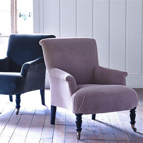 Velvet Armchair by Finley Velvet Armchair By Rowen Wren