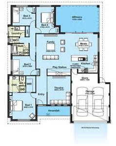 house design blueprints modern minimalist house plan gallery 4 home ideas