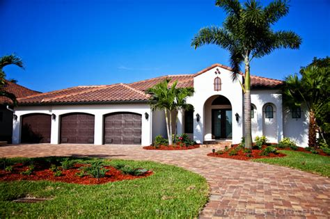 modern spanish style homes spanish style home modern exterior other metro