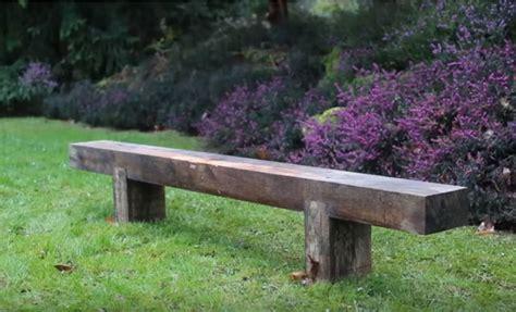 Supérieur Fabriquer Un Banc De Jardin #2: diy-fabriquer-banc-bois-pour-jardin-4207.jpg