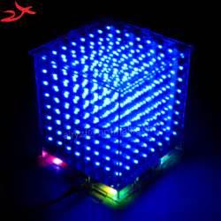 diy led light sale 3d 8s 8x8x8 mini led electronic light cubeeds diy