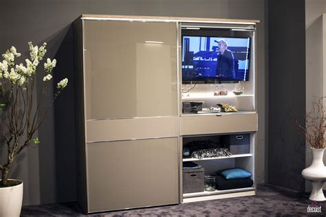 tv stand in bedroom tastefully space savvy 25 living room tv units that wow