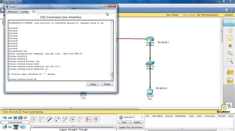 cisco packet tracer tutorial step by step youtube telnet remote access on cisco router packet tracer step by