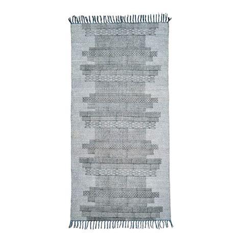 house doctor rug karma rug 200x90 cm grey house doctor house doctor royaldesign